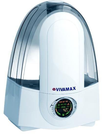 Umidificator de aer cu ionizare,umidometru,programare